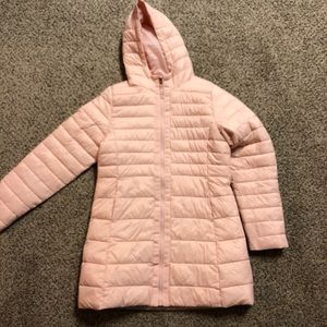 Lands End Down Coat Youth XL
